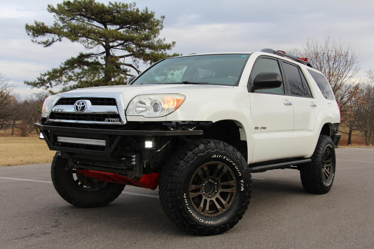 Fs 2009 4runner Sr5 4x4 Lifted Offroad 14 500 St Louis Mo Toyota 4runner Forum Largest 4runner Forum