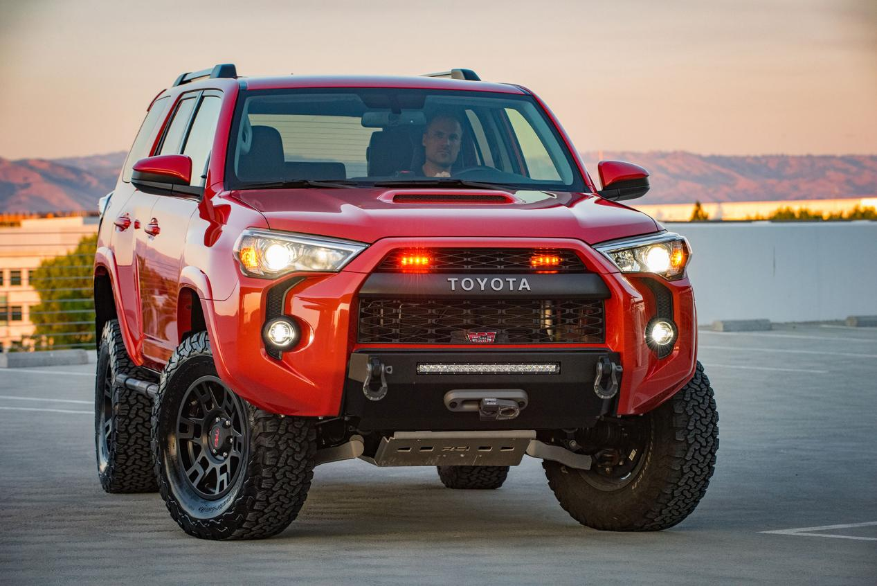 FS: Pristine, Commemorative Inferno Red 2015 4Runner TRD Pro, 31K miles, CA Bay Area-dsc_4519-jpg