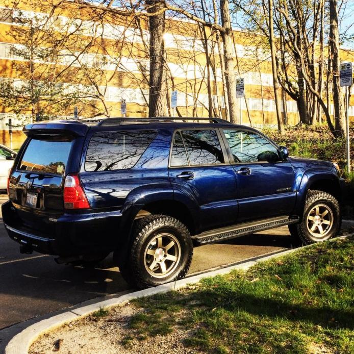 FS in IL: 2006 4Runner Limited 4X4 w Extra Chicago-thumbnail222-jpg