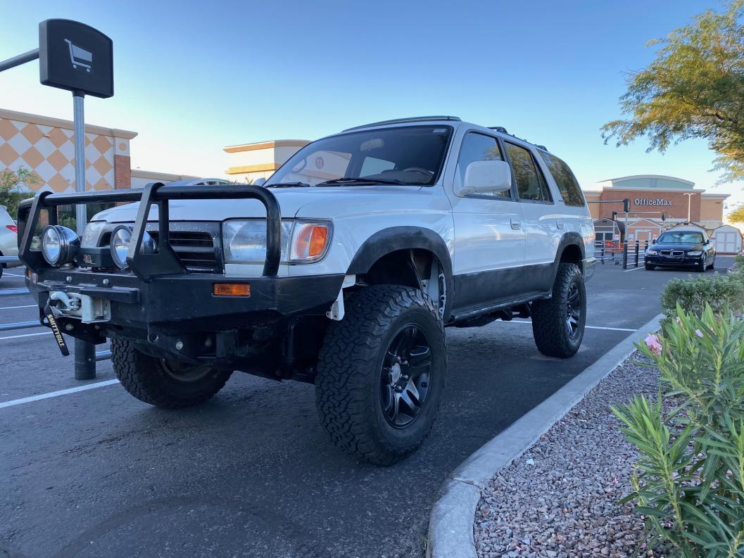 FS: Mesa, Arizona 98 Toyota 4Runner Limited-4runnerfrontend-jpg