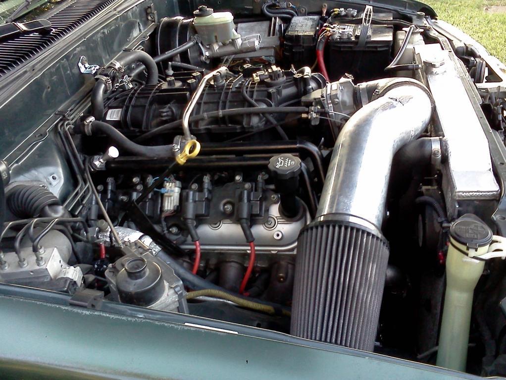FS: 1999 4RUNNER 6.0L V8 ENGINE/DRIVETRAIN CONVRSN 1 OWNR GREAT SHAPE k 33782, FL-img796-jpg