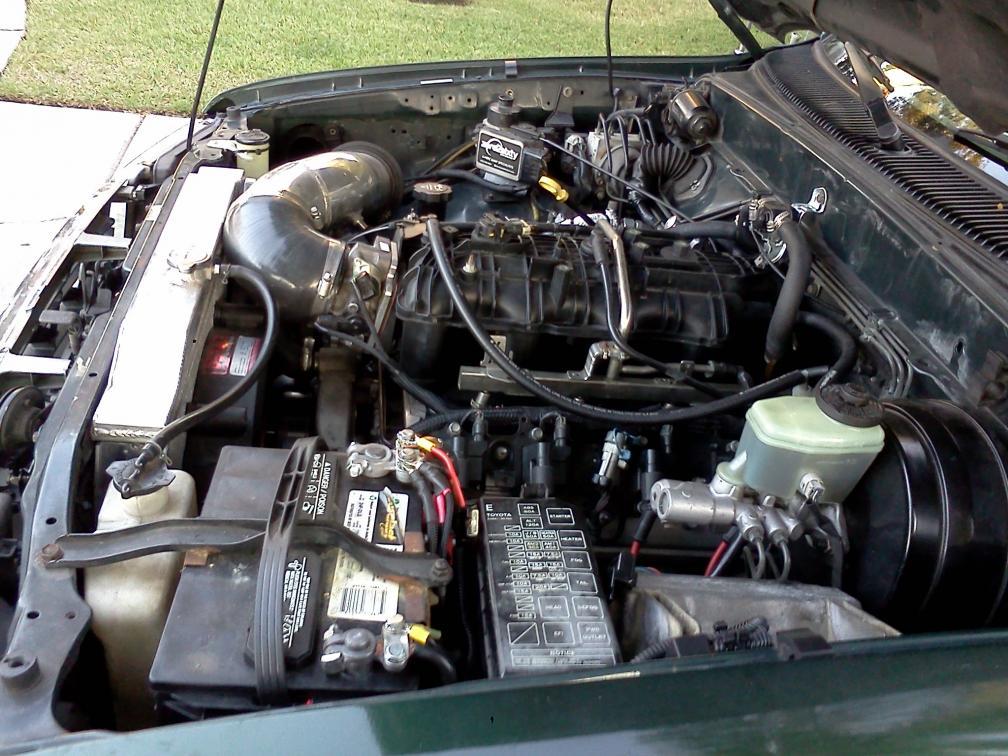 FS: 1999 4RUNNER 6.0L V8 ENGINE/DRIVETRAIN CONVRSN 1 OWNR GREAT SHAPE k 33782, FL-img794-jpg