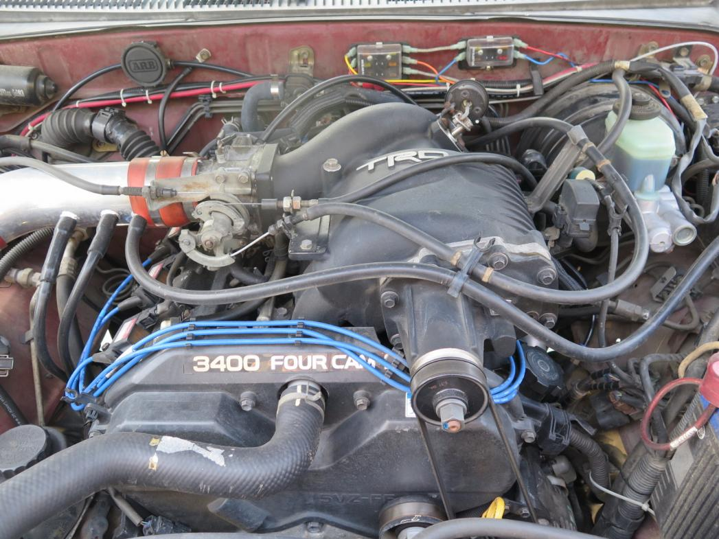 FS: 96 4runner supercharged & locked w/ tons of new oem parts k obo, Costa Mesa, C-20200508160408-jpg