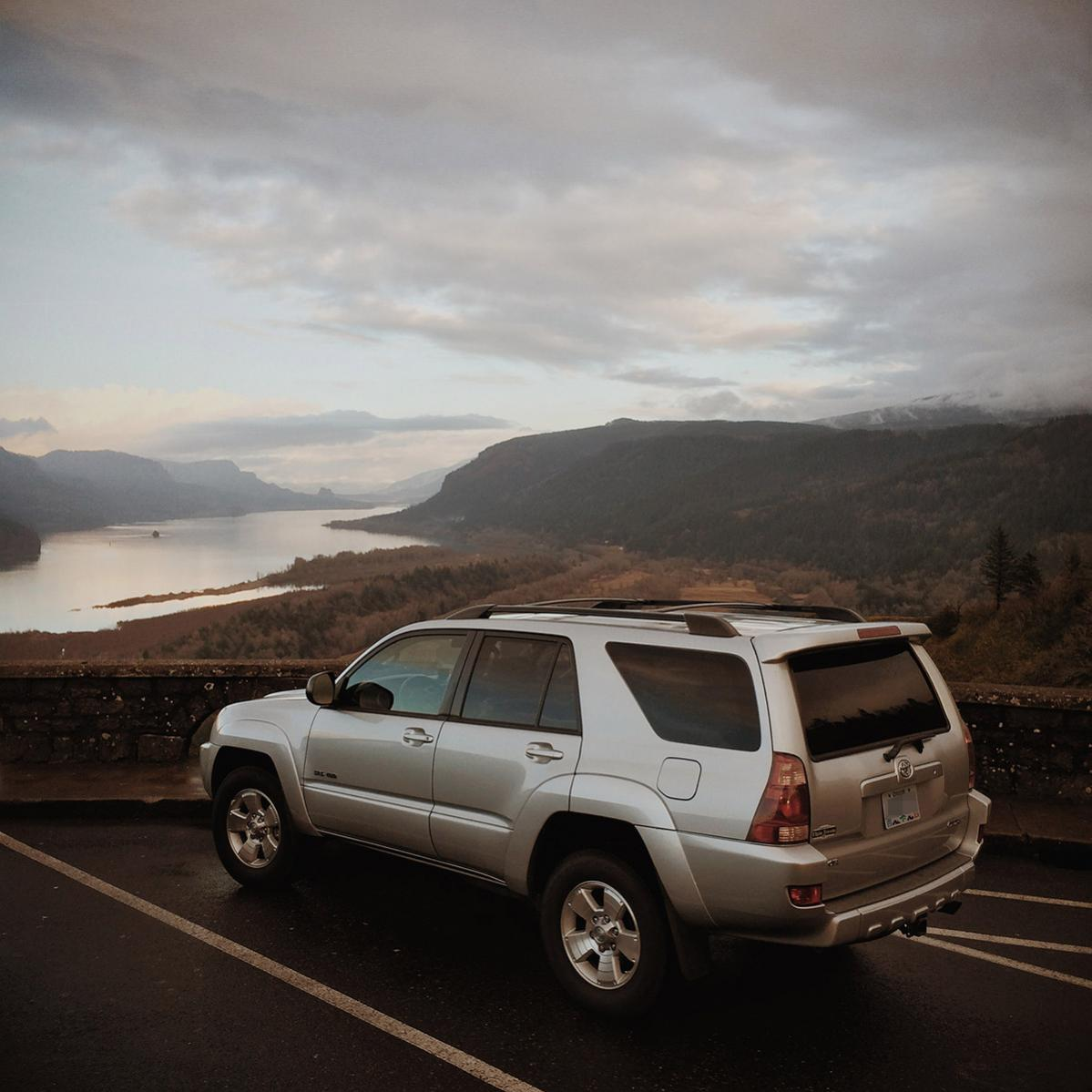 FS: Silver 2004 4th gen 4WD V6 4Runner SR5. ,500/Vancouver WA. 2 owners-vistahouse4runner-jpg