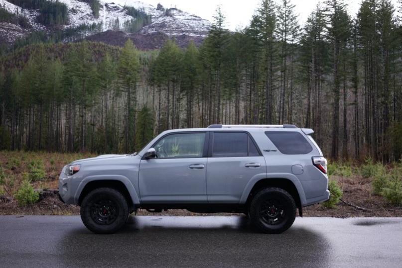 WTB 5th Gen 16-17 4Runner TRD Pro - CA willing to travel-woods-jpg