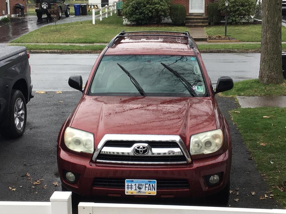 FS-Feeler Considering selling 2006 4Runner 4wd v6 SR5 80k miles Harrisburg PA-image-jpg