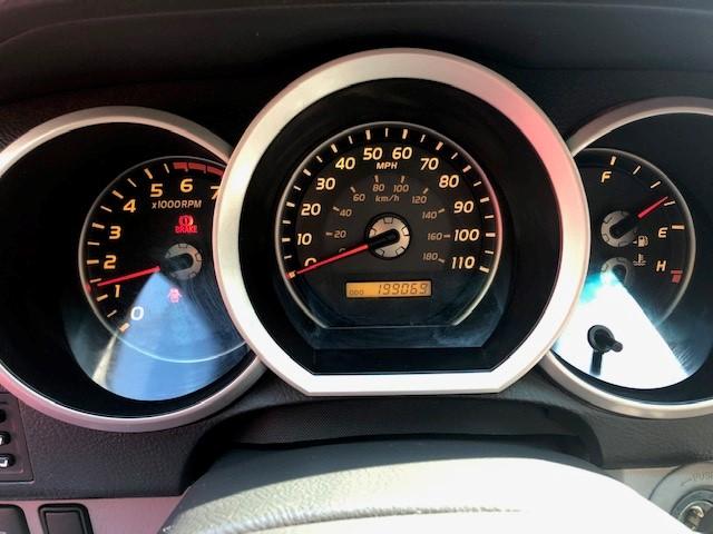 SOLD: 4th Gen Toyota 4Runner, 2008 4.7L V8 LTD, 3rd row seats, k; Dunstable, MA-19-jpg