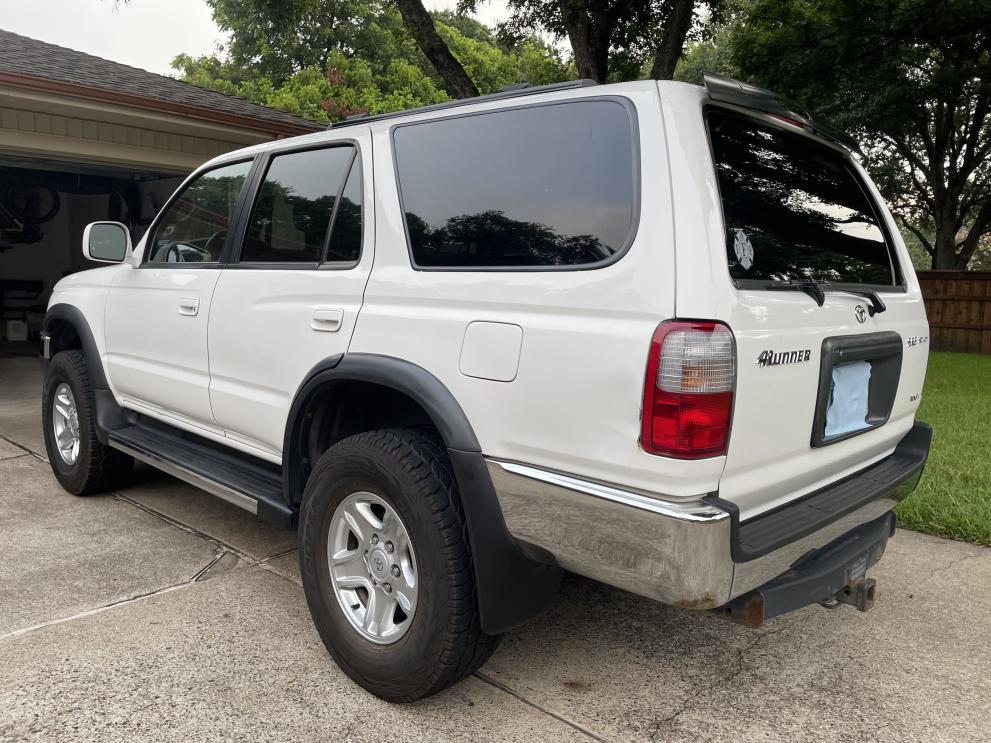 SOLD: 2000 4Runner SR5, 5-speed manual 4WD, 227K, ,500; Richardson, TX-img_3802-jpg