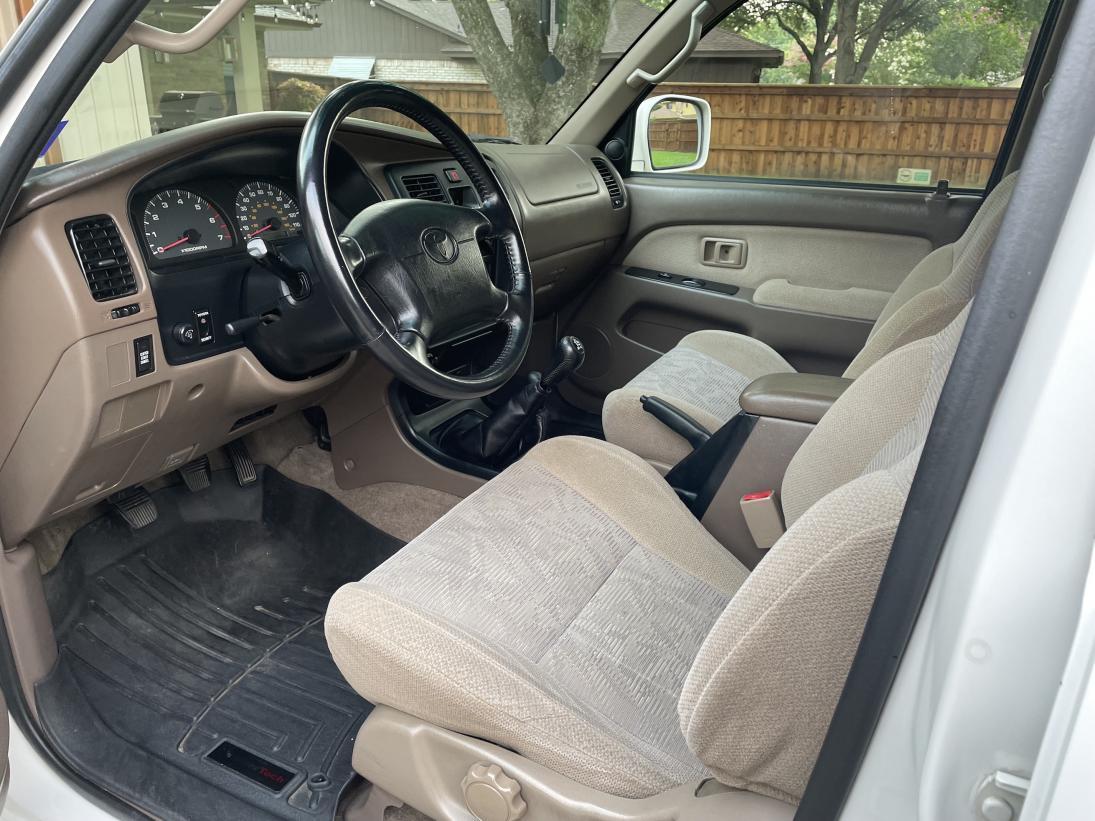 SOLD: 2000 4Runner SR5, 5-speed manual 4WD, 227K, ,500; Richardson, TX-img_3817-jpg