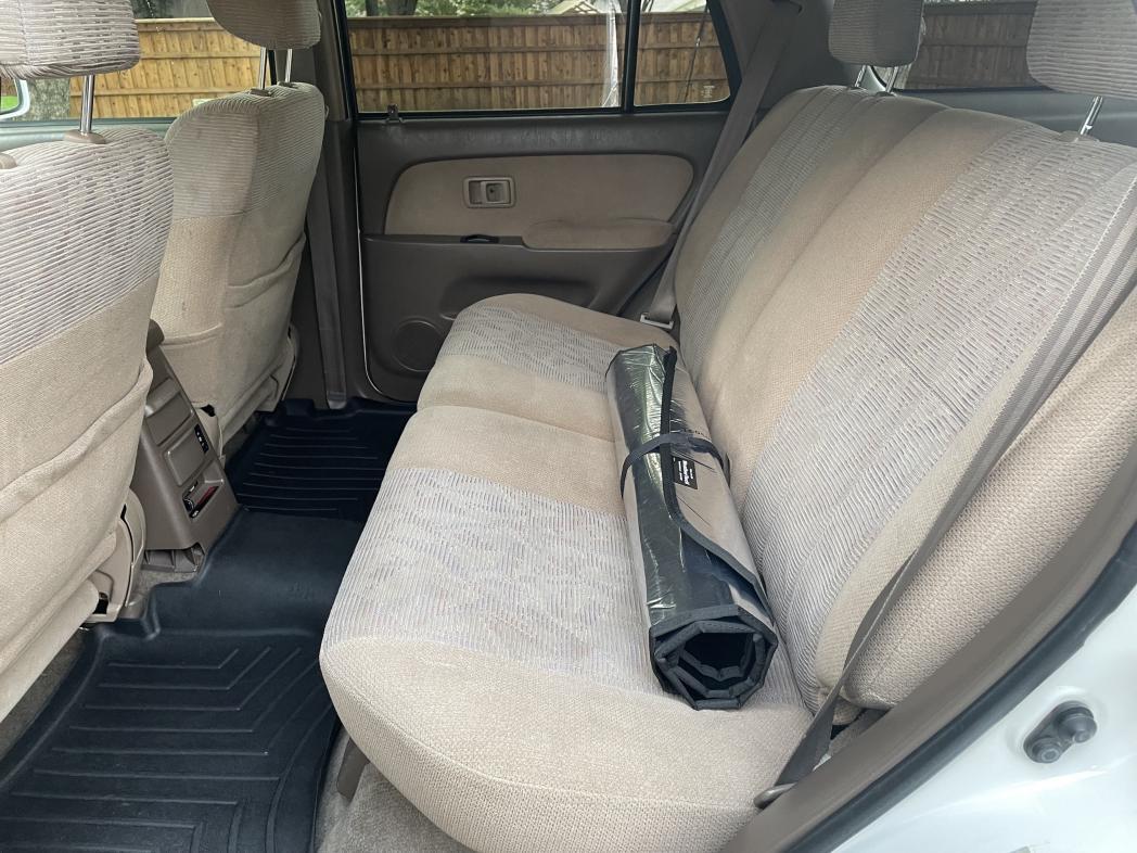 SOLD: 2000 4Runner SR5, 5-speed manual 4WD, 227K, ,500; Richardson, TX-img_3822-jpg