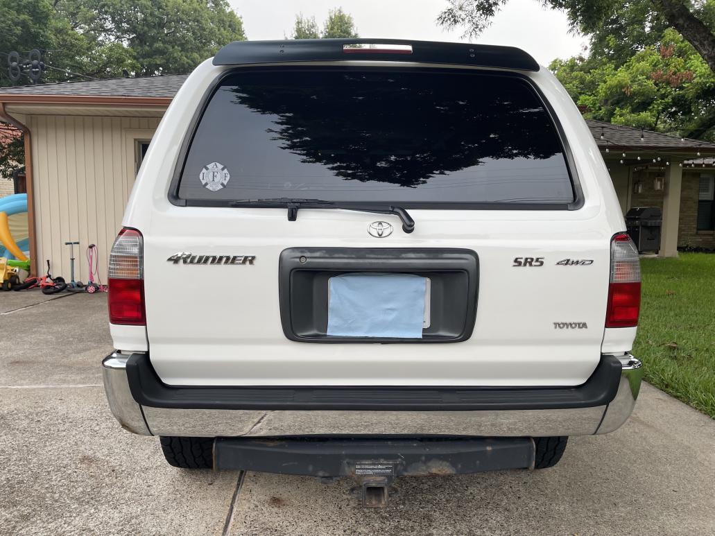 SOLD: 2000 4Runner SR5, 5-speed manual 4WD, 227K, ,500; Richardson, TX-img_3836-jpg