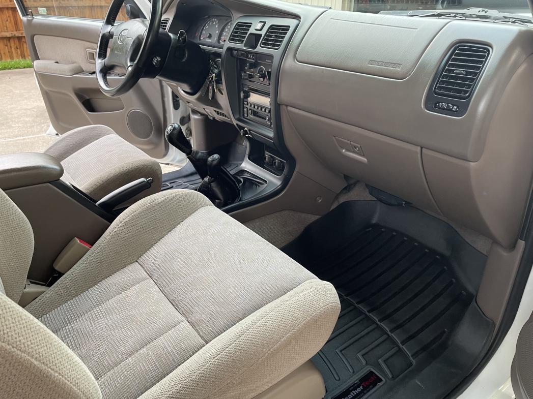 SOLD: 2000 4Runner SR5, 5-speed manual 4WD, 227K, ,500; Richardson, TX-img_3826-jpg