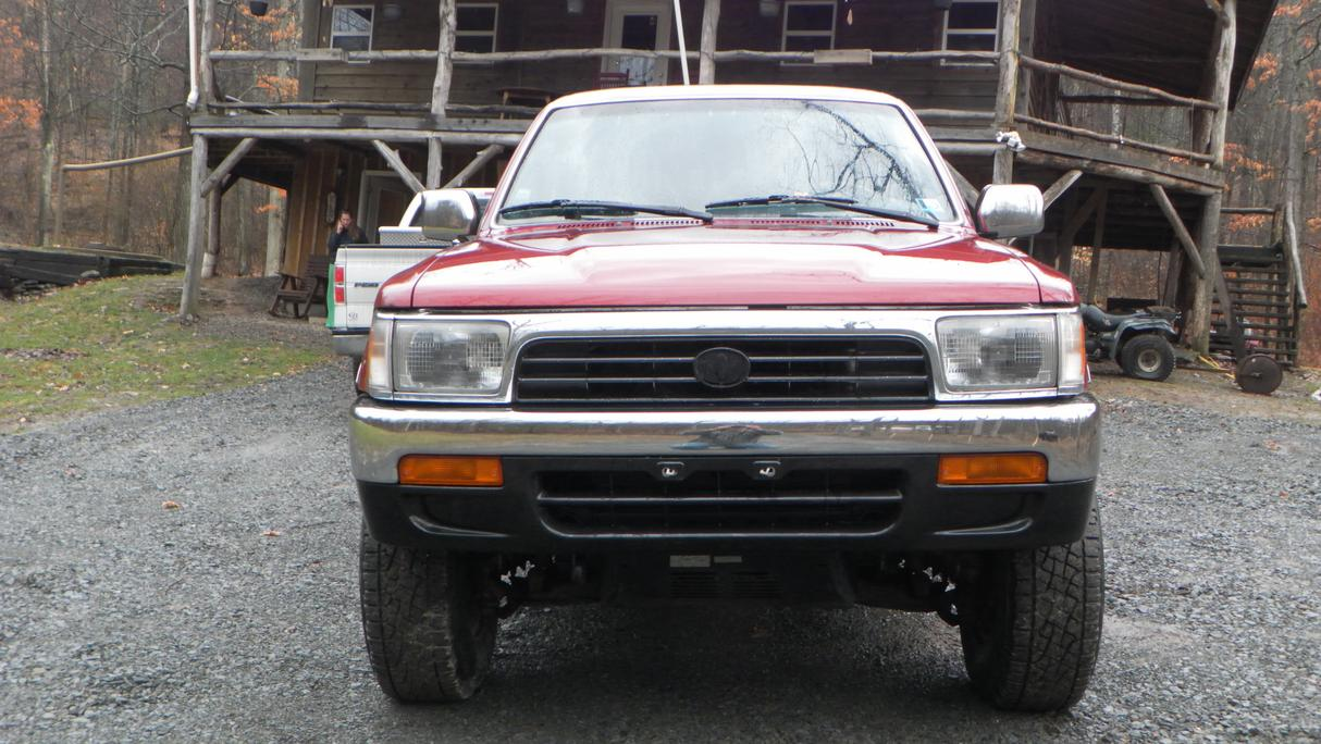 Fs By New Owner 1992 4runner Factory Toyota Engine Replaced Under Attached 4run1ed 1456 Kb 4run2ed 1459 4run3ed 1437