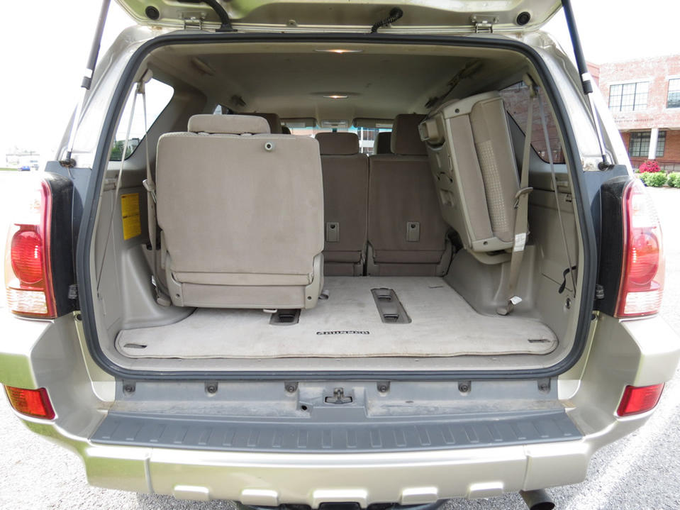 2005 toyota 4runner third row seat for sale. Black Bedroom Furniture Sets. Home Design Ideas