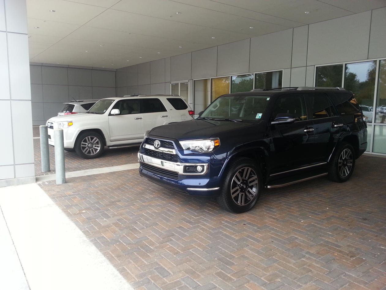 2014 blue 4runners toyota 4runner forum largest 4runner forum. Black Bedroom Furniture Sets. Home Design Ideas