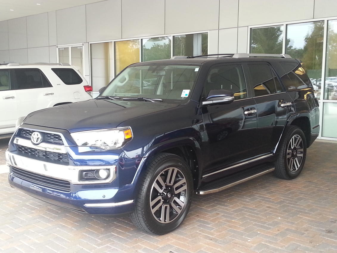 2014 Blue 4runners Toyota 4runner Forum Largest