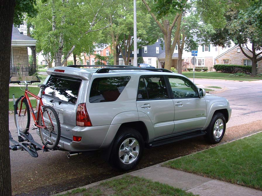 yakima hookup bike rack Fs: yakima snow roc, barely used here is a description i found on line: the yakima snowroc is an accessory that attaches quickly to existing hitch mounted bike racks.