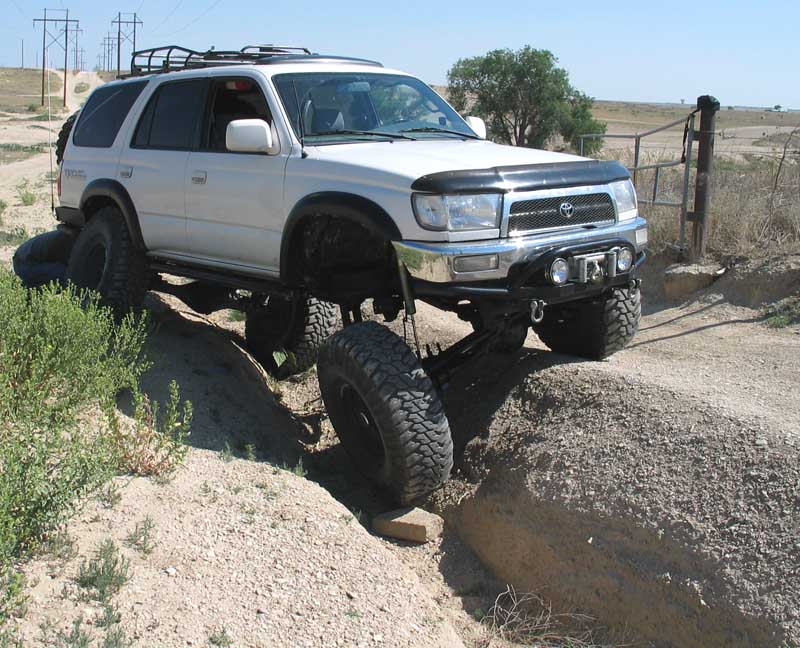 Official Collection of Solid Front Axle 3rd Generation 4Runners