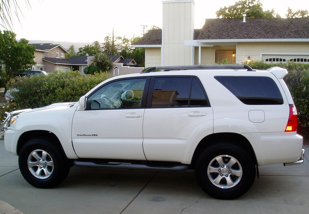 2006 4Runner - White - Toyota 4Runner Forum - Largest 4Runner Forum