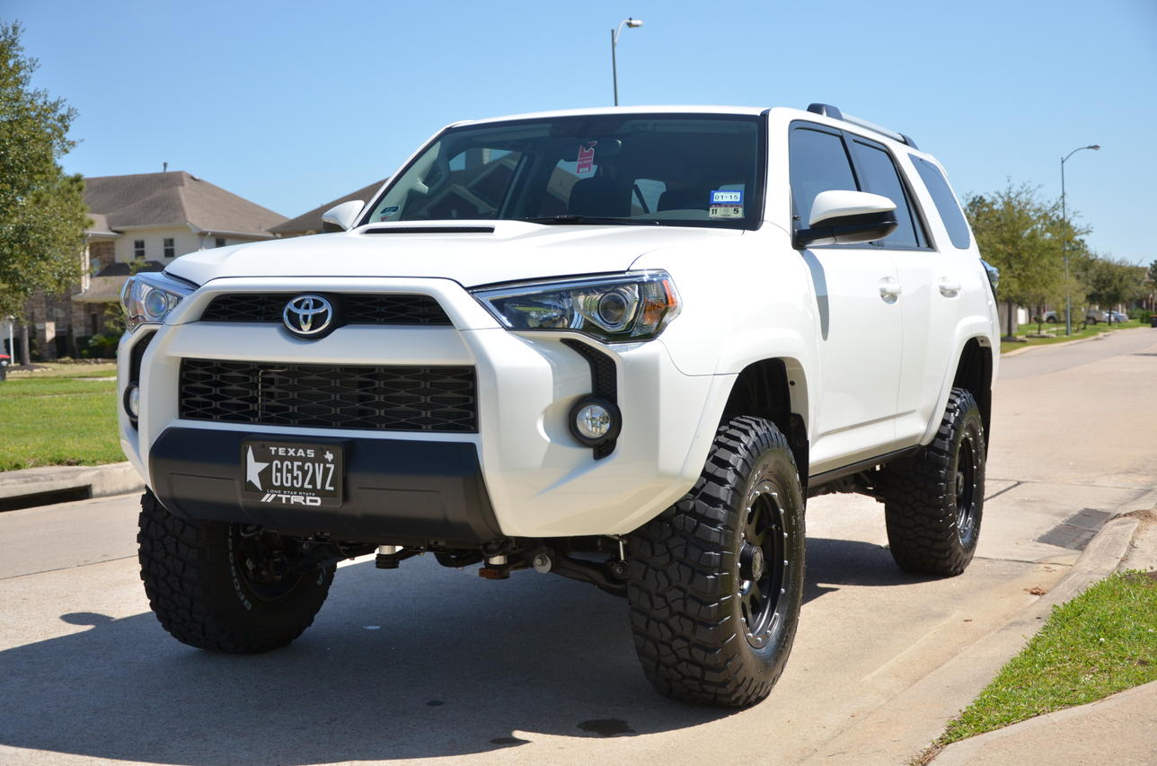 New 2014 Sr5 Lifted Page 2 Toyota 4runner Forum Largest