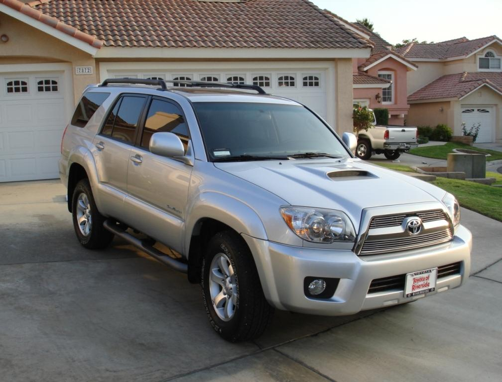 my new v8 06 sport toyota 4runner forum largest. Black Bedroom Furniture Sets. Home Design Ideas