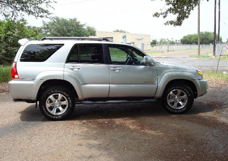2007 toyota 4runner v8 2wd related infomation specifications weili automotive network. Black Bedroom Furniture Sets. Home Design Ideas