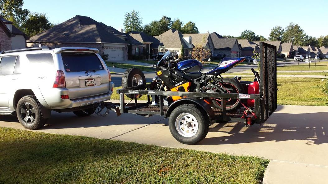What Do You Tow Pics Page 15 Toyota 4runner Forum