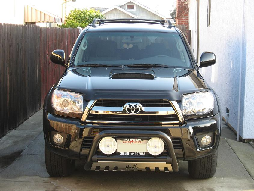 Bug Deflector Page 2 Toyota 4runner Forum Largest 4runner Forum  ... bull bar - Page 2 - Toyota 4Runner Forum - Largest 4Runner Forum