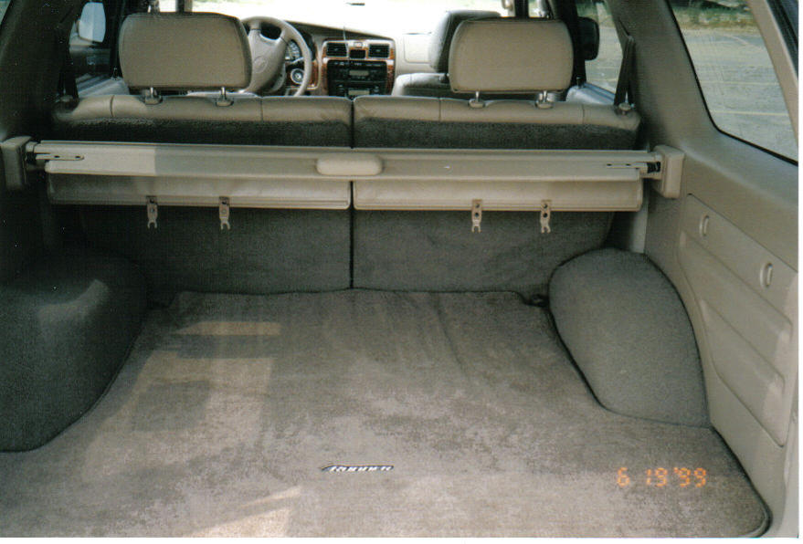 Pics of when our 99 4runner was