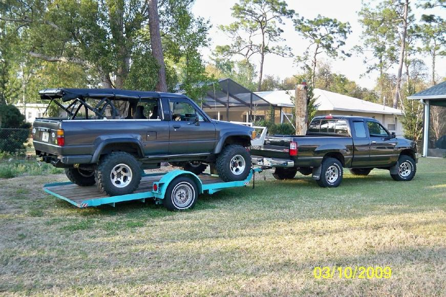 What Do You Tow Pics Page 9 Toyota 4runner Forum Largest