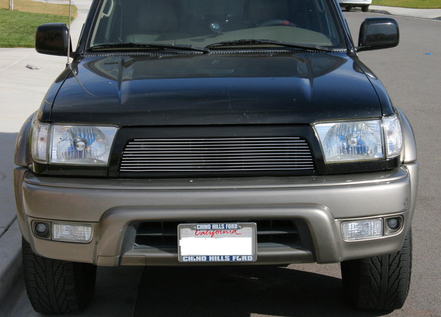 Post Up you Black 4runners!-billet-grill-jpg