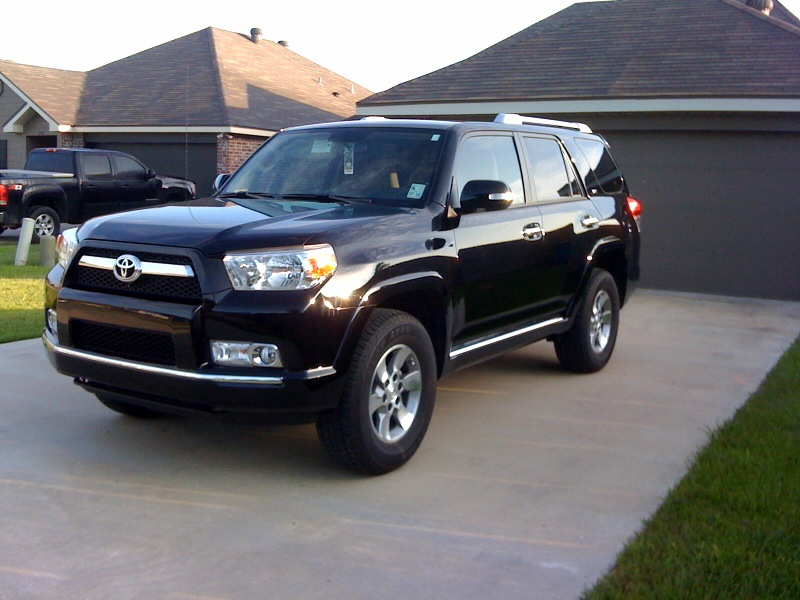 Post Up you Black 4runners!-4runner_waxed-jpg