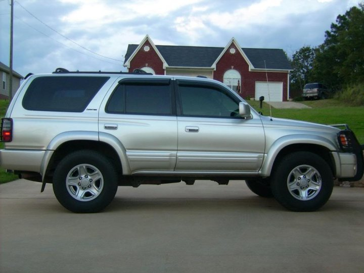 Post up your silver 4runners toyota 4runner forum largest 4runner forum