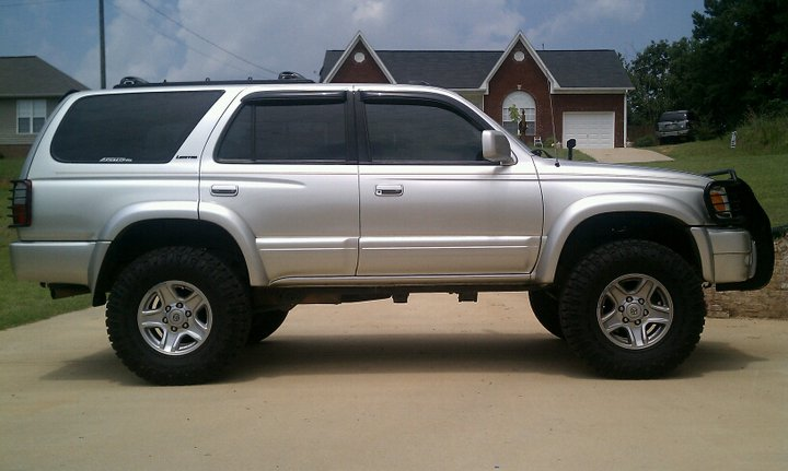 Post Up Your Silver 4runners Toyota 4runner Forum
