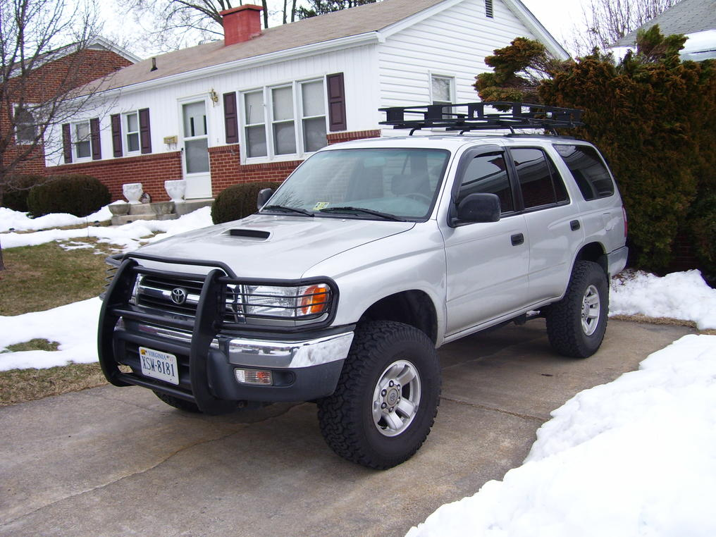 Post Up Your Silver 4runners Page 3 Toyota 4runner