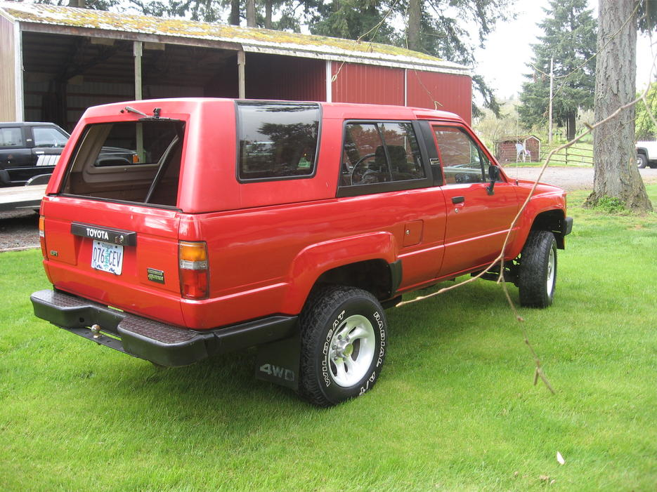 My Dad Is Sellin A 1986 Toyota 4runner Toyota 4runner