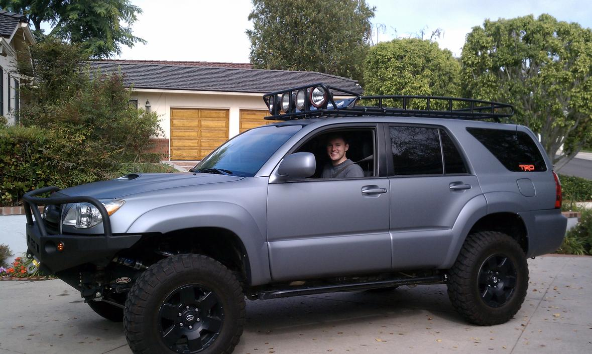 picture of 2004 toyota 4runner limited 4wd interior. Black Bedroom Furniture Sets. Home Design Ideas