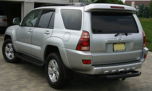 say hello to my 2005 4runner toyota 4runner forum largest 4runner forum. Black Bedroom Furniture Sets. Home Design Ideas