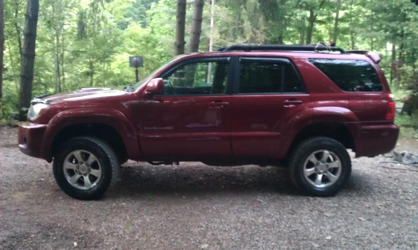 4th Gen Lifted Pics Page 2 Toyota 4runner Forum