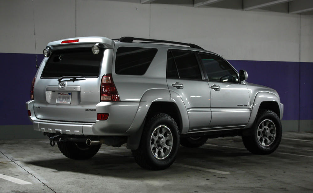 my lightly modified 2005 4runner limited toyota 4runner forum largest 4runner forum. Black Bedroom Furniture Sets. Home Design Ideas