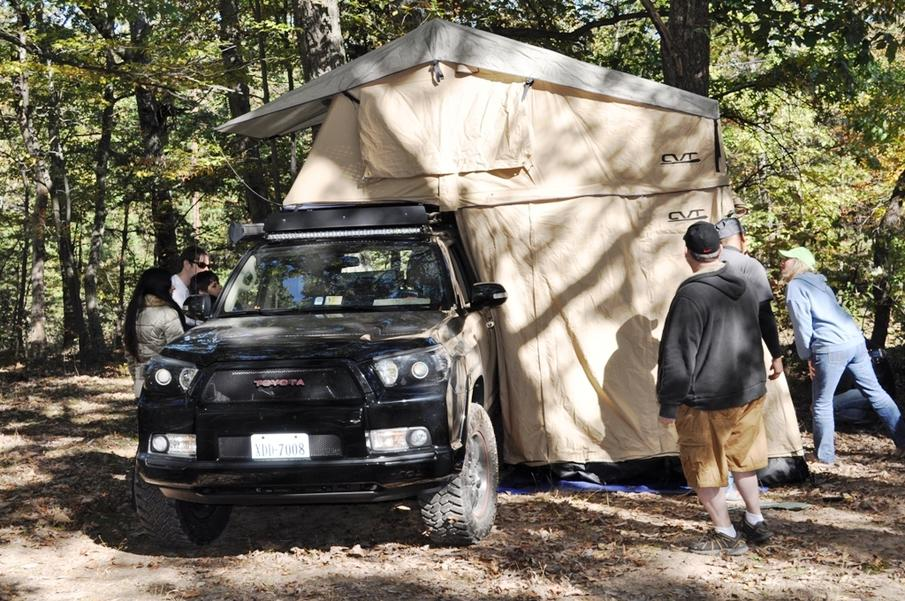 Roof Top Tent Rtt Picture Gallery Amp Bs Thread Toyota 4runner Forum Largest 4runner Forum