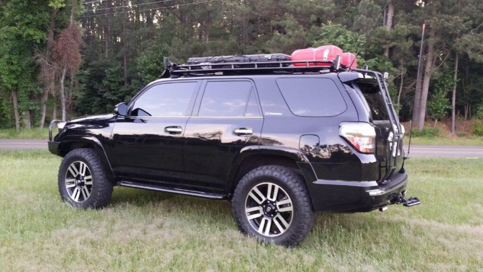 33 inch tires on stock 20 inch wheels toyota 4runner. Black Bedroom Furniture Sets. Home Design Ideas