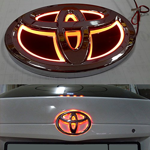 Toyota Led Illuminated Emblems Toyota 4runner Forum Largest 4runner Forum