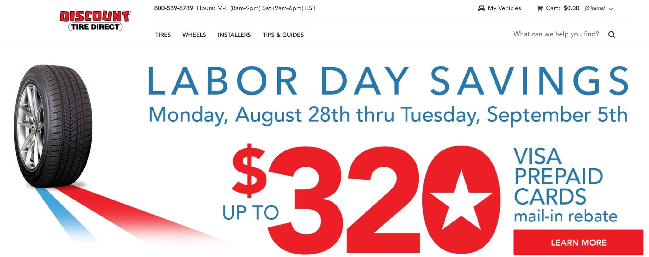Discount Tire Labor Day Sale >> Labor Day Sale Info Sliders Roof Racks Tools Etc