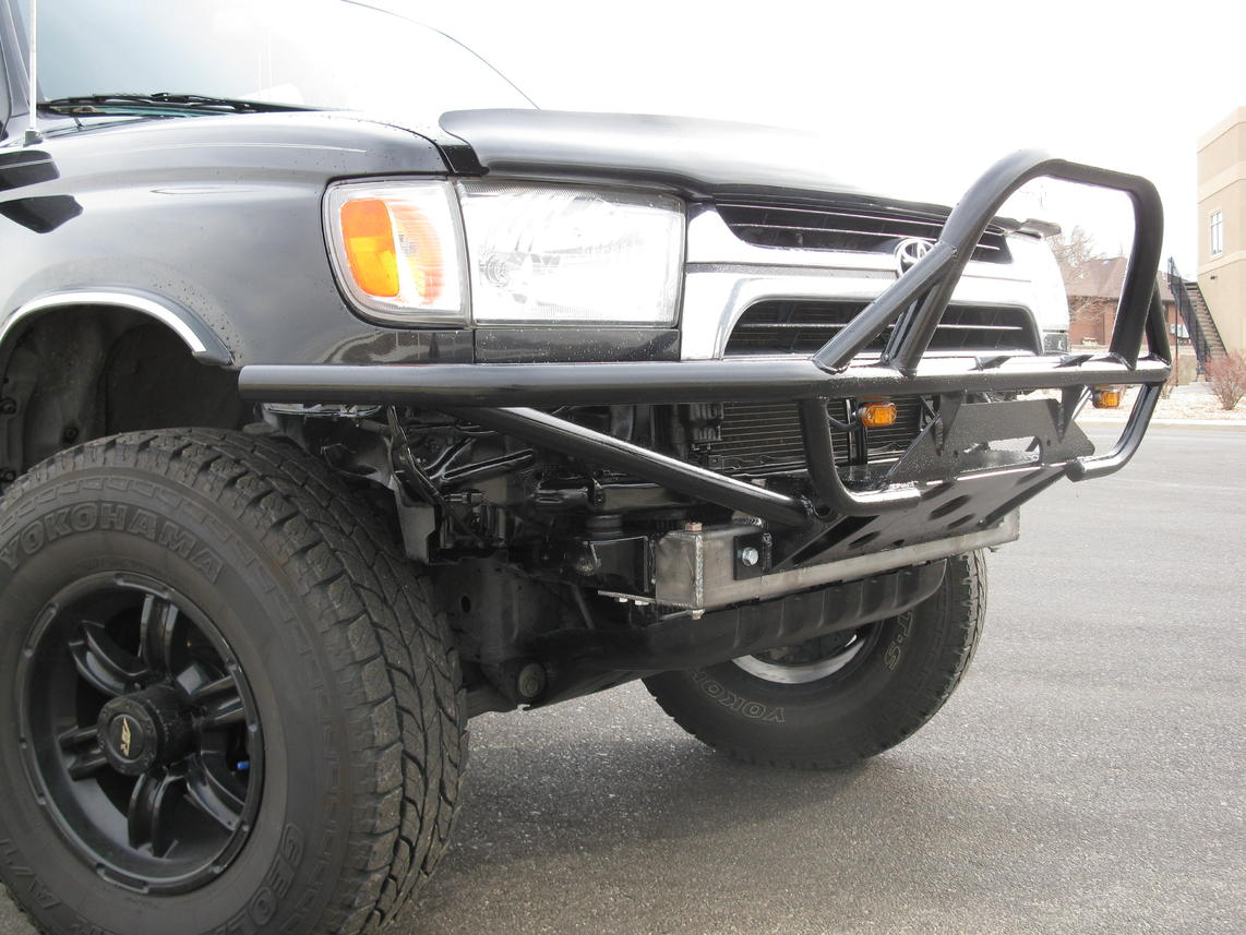 3rd gen 4runner front bumpers pirate4x4 com 4x4 and off road forum