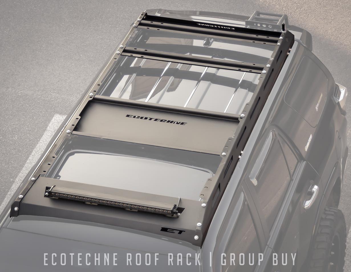 Ecotechne roof rack group buy toyota 4runner forum for Buy cupola
