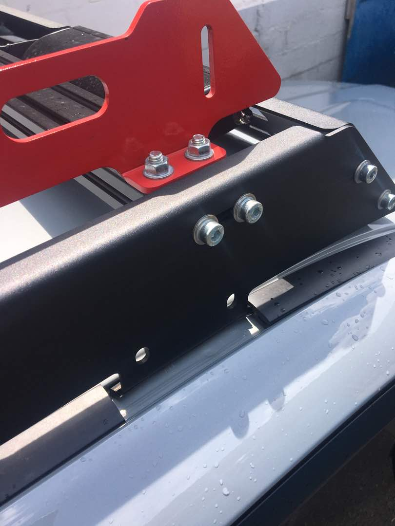 Tmt Roof Rack Amp Front Bumper Group Buy Page 3 Toyota 4runner Forum Largest 4runner Forum