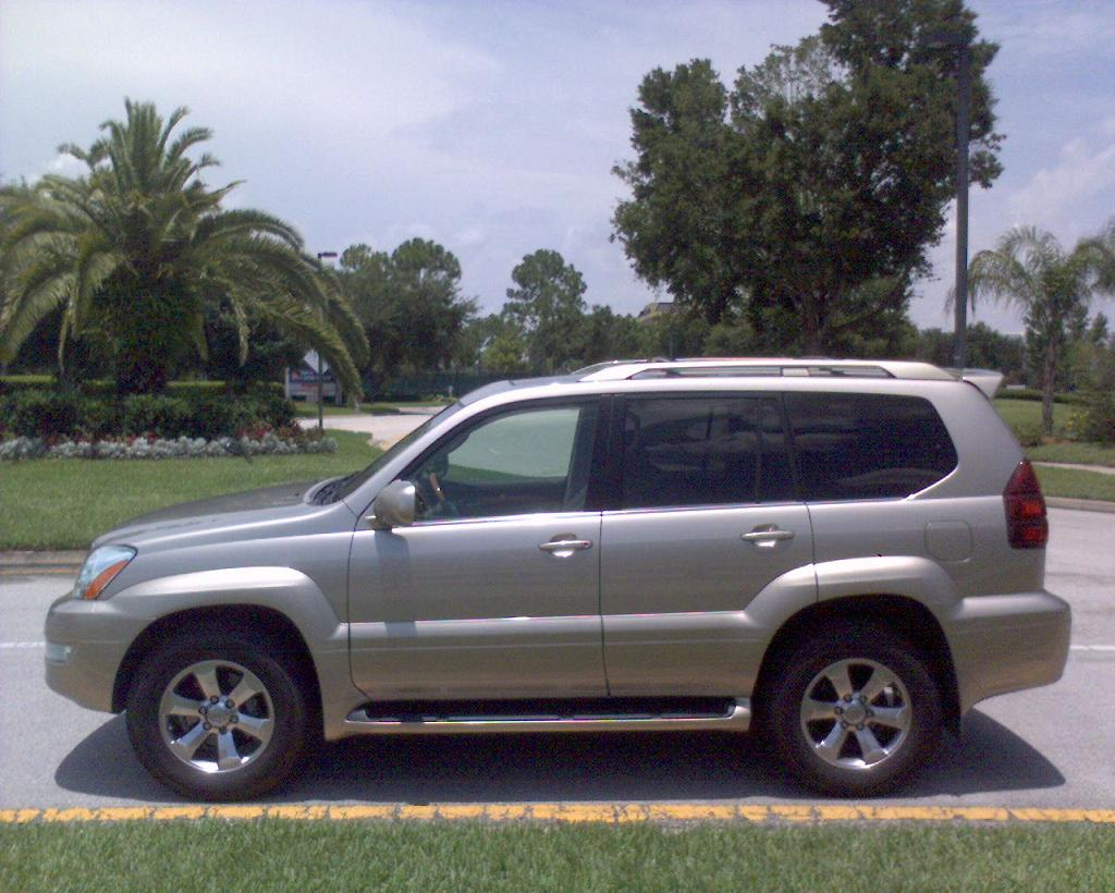 Pics of T4R Limited wheels on my GX - Toyota 4Runner Forum - Largest