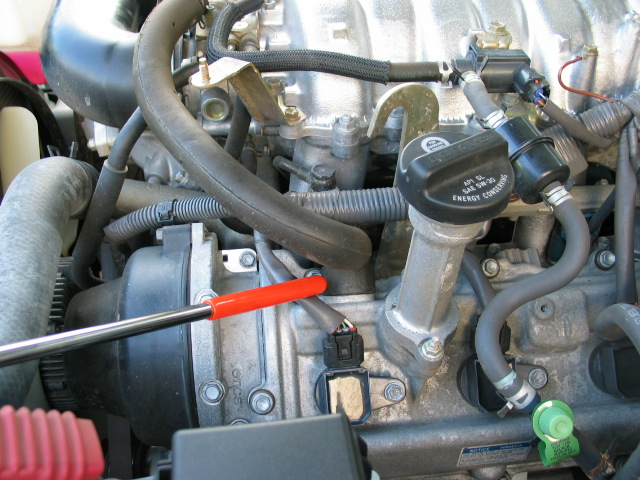 2002 Toyota Tundra Pcv Valve Location