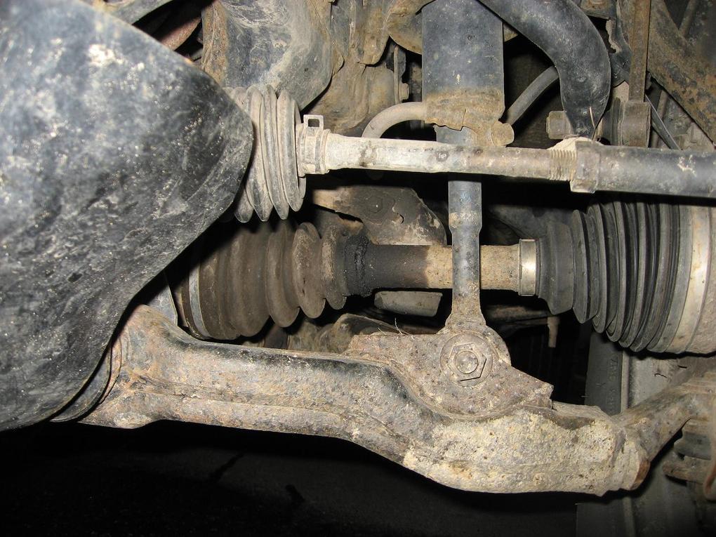 Leaking CV's - Toyota 4Runner Forum - Largest 4Runner Forum